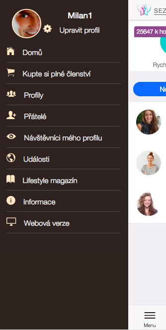 Co o sobě napsat na seznamovací profil